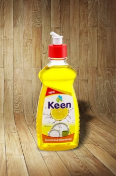 Concentrated Dishwash Gel - KEEN BY HICHEM