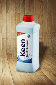 Laundry Detergent Liquid - KEEN BY HICHEM