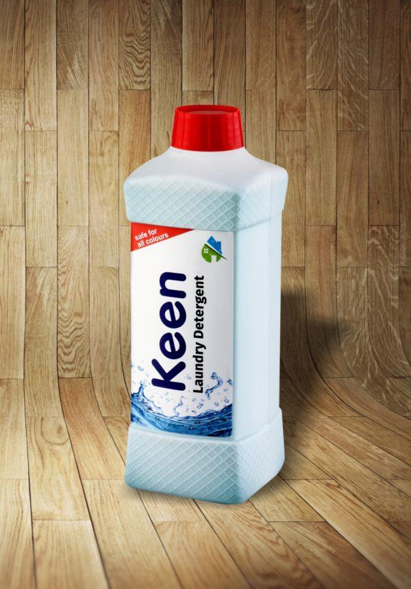 Laundry Detergent Liquid - KEEN BY HICHEM