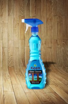 Glass Cleaner - KEEN BY HICHEM