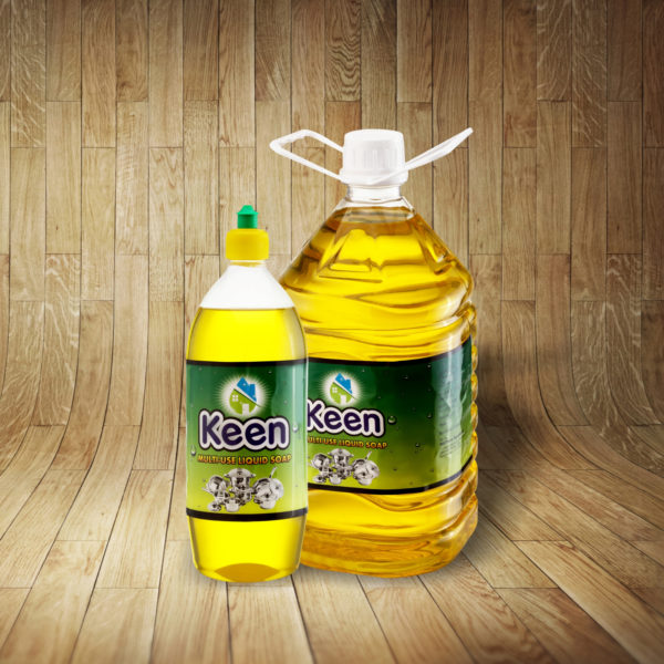 Multi-use Liquid Soap - KEEN BY HICHEM